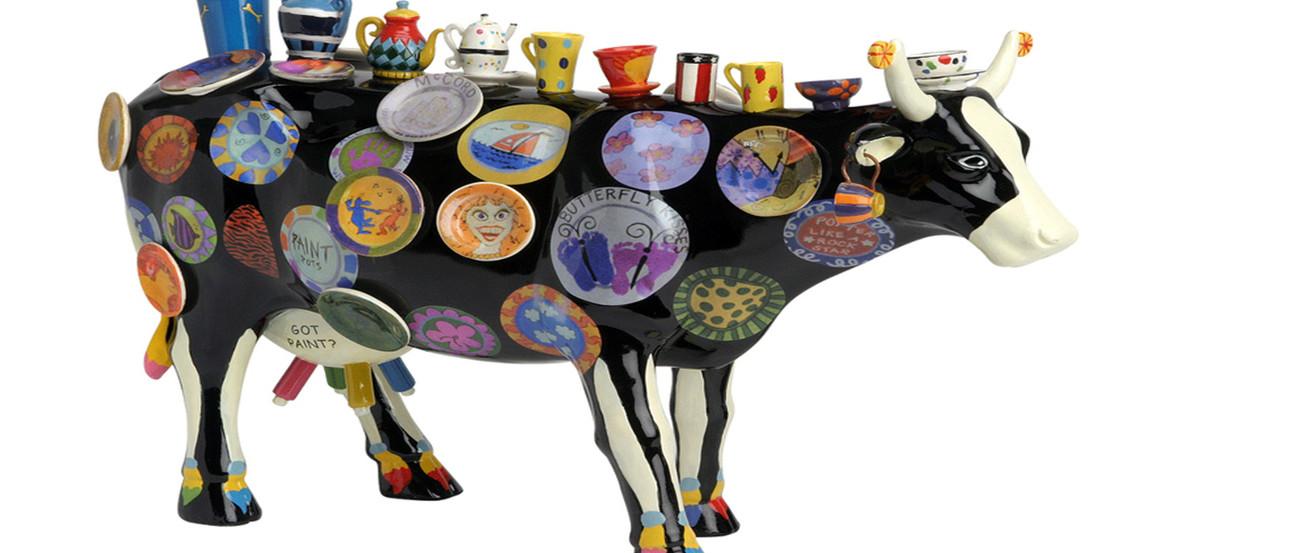 Moo Potter Cowparade