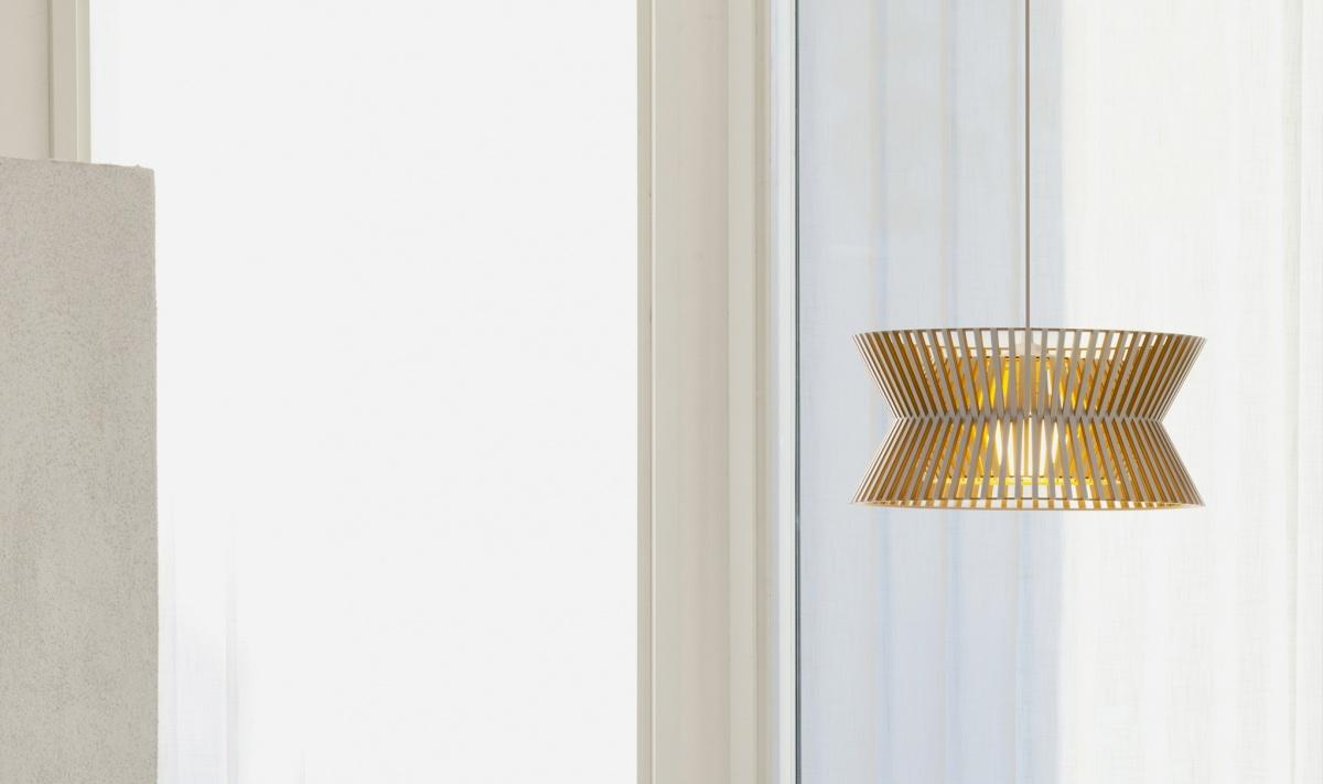 Secto design taklampa Kontro 6000
