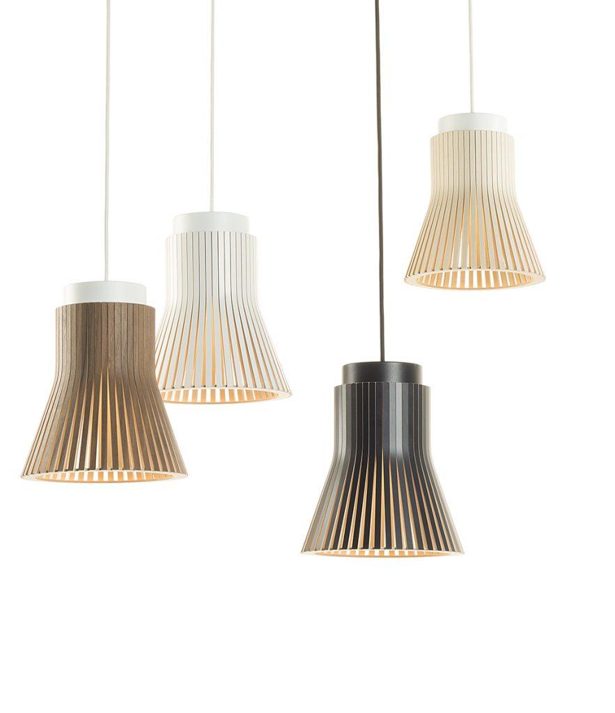 Petite 4600 taklampa, Secto Design