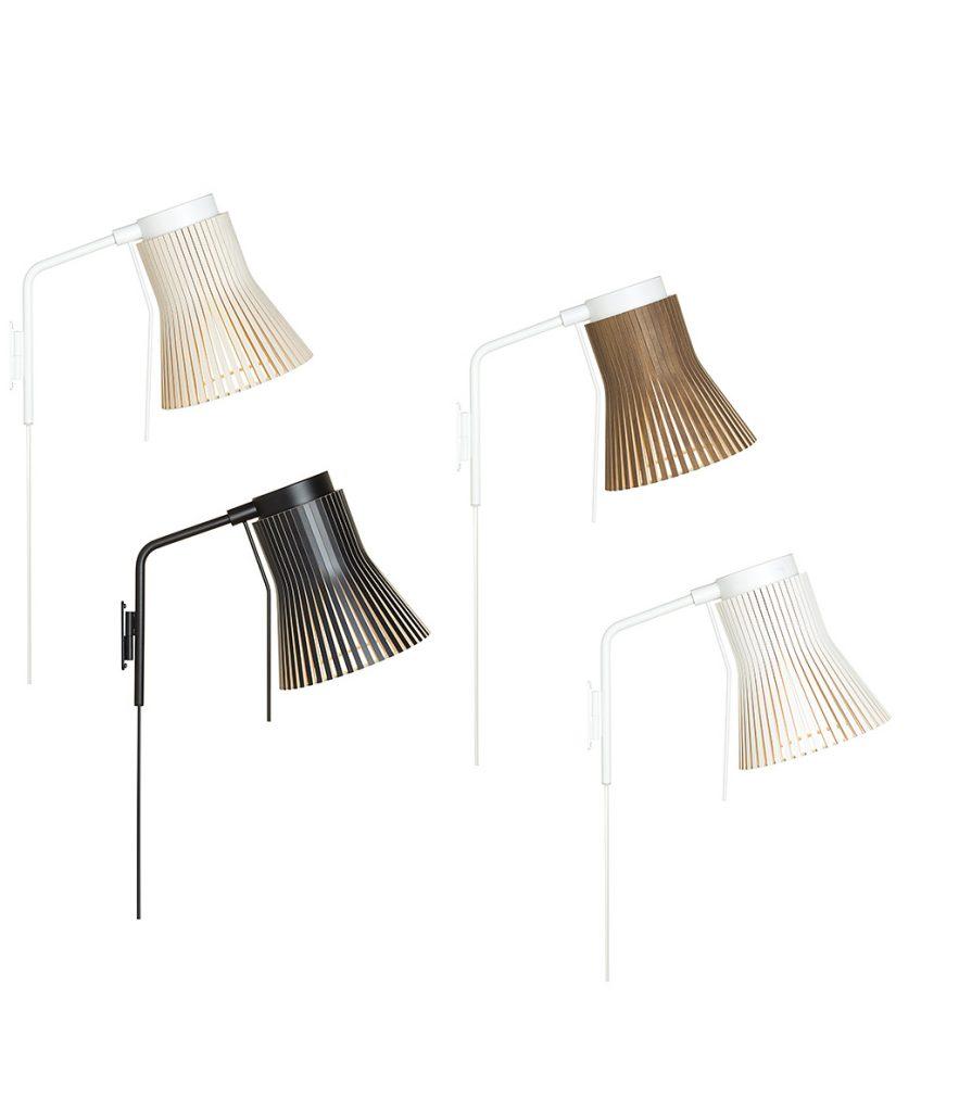 Bordslampa Petite 4630, Secto Design