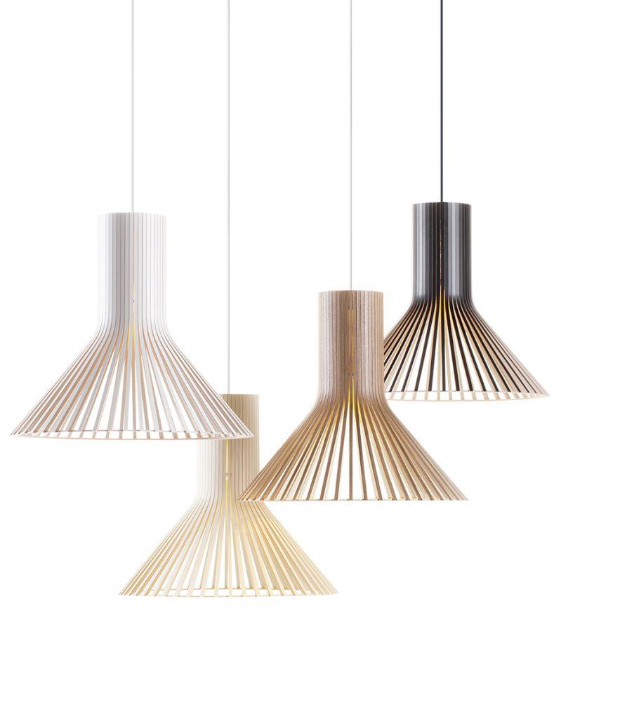 Inredning lampa Puncto 4206 Secto Design