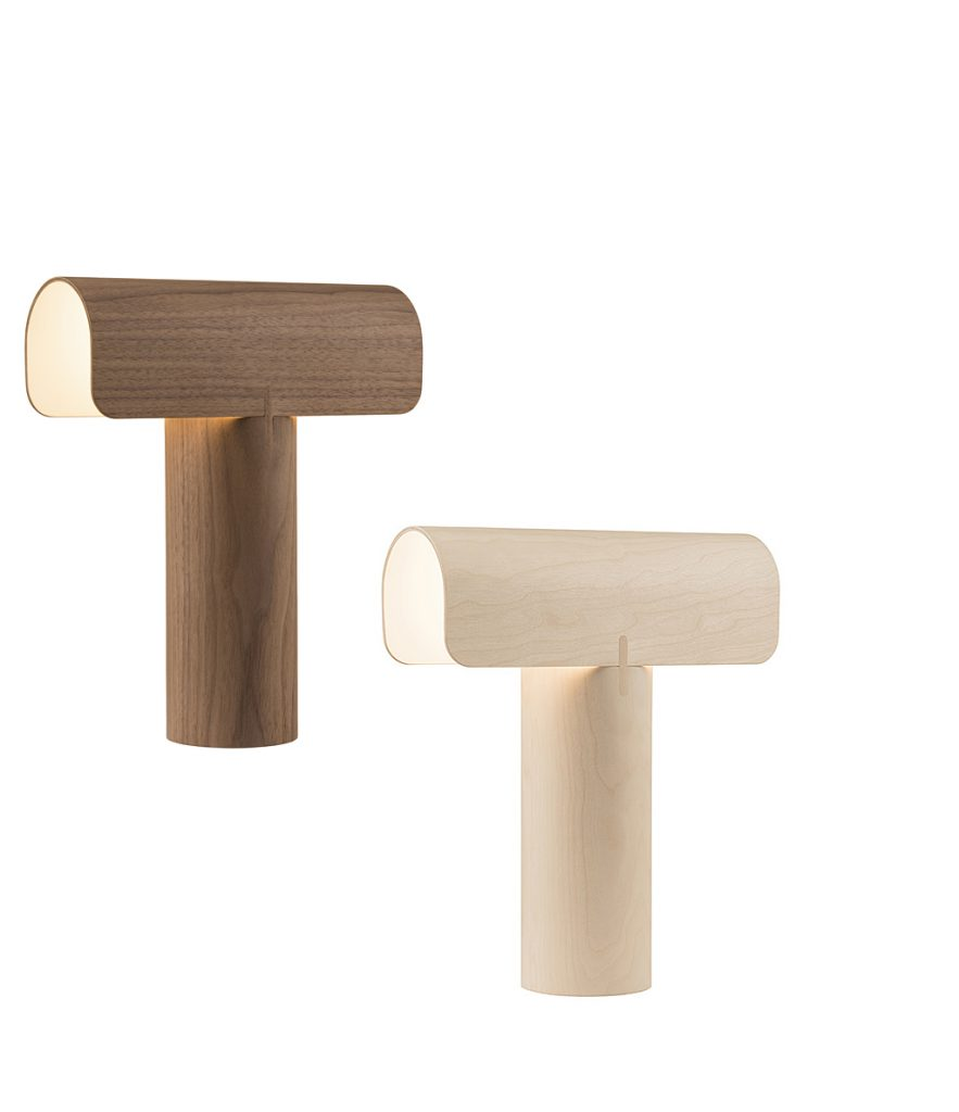 Teelo 8020 bordslampa, Secto Design